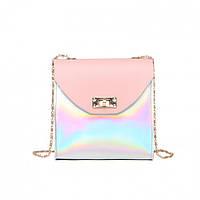 Мини сумка женская клатч Bobby Mini Pink