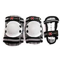 Защита налокотники и наколенники Explore Cooper XS-L 4 размера цвета в ассортименте