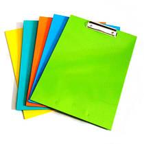 Планшетка (кліп-борд) А4 Рюкзачок ПО-1, 5 кольорів