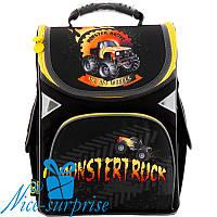 b015104f5a09 Рюкзак для мальчика начальной школы Gopack GO18-5001S-15 (1-4 класс