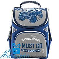 Рюкзак для мальчика начальной школы Gopack GO18-5001S-18 (1-4 класс), фото 1