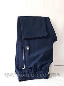 Летние прогулочные турецкие штаны из плащевой ткани Соккер.
