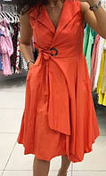 Шикарное платье ботал по 54 размер  никн616, фото 1