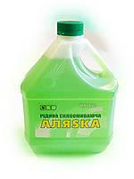 Омыватель стекол цитрусовый Аляска, летний, 3 литра