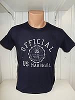 Футболка мужская RBS  3D стрейч коттон OFFICIAL 003 \ купить футболку мужскую оптом