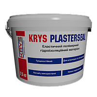 KRYS PLASTERSEAL - гидроизоляционная мастика, 7.5 кг