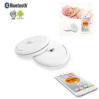 Термометр BT15 для детей беспроводной интеллектуальный для iOs и Android, измерение через Bluetooth, белый