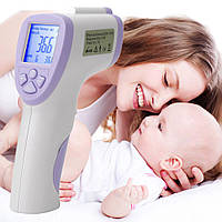 Термометр бесконтактный инфракрасный медицинский IT-122 для тела (32-42,9℃), предметов (0 +100℃)