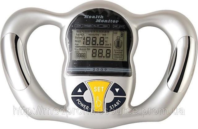 Цифровий вимірювач тестер аналізатор жиру в організмі
