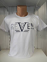 Футболка мужская RBS  3D стрейч коттон REVEN 003 \ купить футболку мужскую оптом