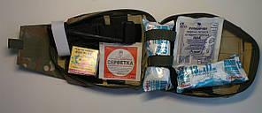 Аптечка медична військова загального призначення з кровоспинним засобом Z-складеним