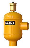Угловой сепаратор воздуха KVANT DisAir F32