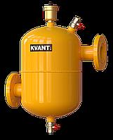Центробежный сепаратор воздуха KVANT DisAir SCF.EC фланцевый