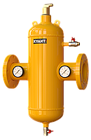 Сепаратор воздуха и шлама KVANT AirDirt RF фланцевый