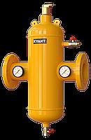 Сепаратор воздуха и шлама с увеличенным расходом KVANT AirDirt RF.Q фланцевый