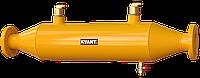 Горизонтальный воздухоулавливатель KVANT DisAir HF.SS фланцевый