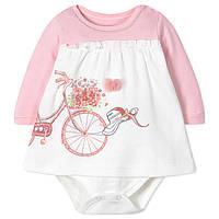 Боди-Платье для девочки Caramell