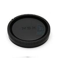 Крышка объектива для Sony NEX-3 / NEX-5 / NEX-E с логотипом, фото 1