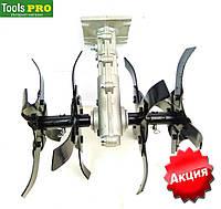 Насадка культиватор на мотокосу (9 шлицов (зубов), 26мм)