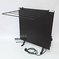 Керамический панельный обогреватель Ensa CR500T Black + термостат, ножки, сушилка
