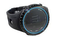 Часы спортивные FR801B - водозащита 5АТМ, шагомер, калории, термометр, барометр, альтиметр, компас, фото 1