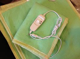 Электроковрик KET Полиамид. Турция (зеленый) 50х40 см., 35 Вт., макс. темп. 35 С