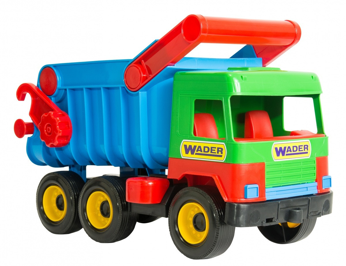 Middle Truck вантажівка Wader 39222