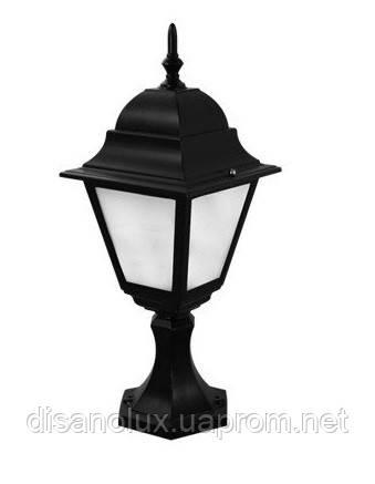 Светильник парковый уличный XT-F60C Е27  черный  IP44
