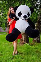 Плюшевая игрушка  Панда  140 см, фото 1