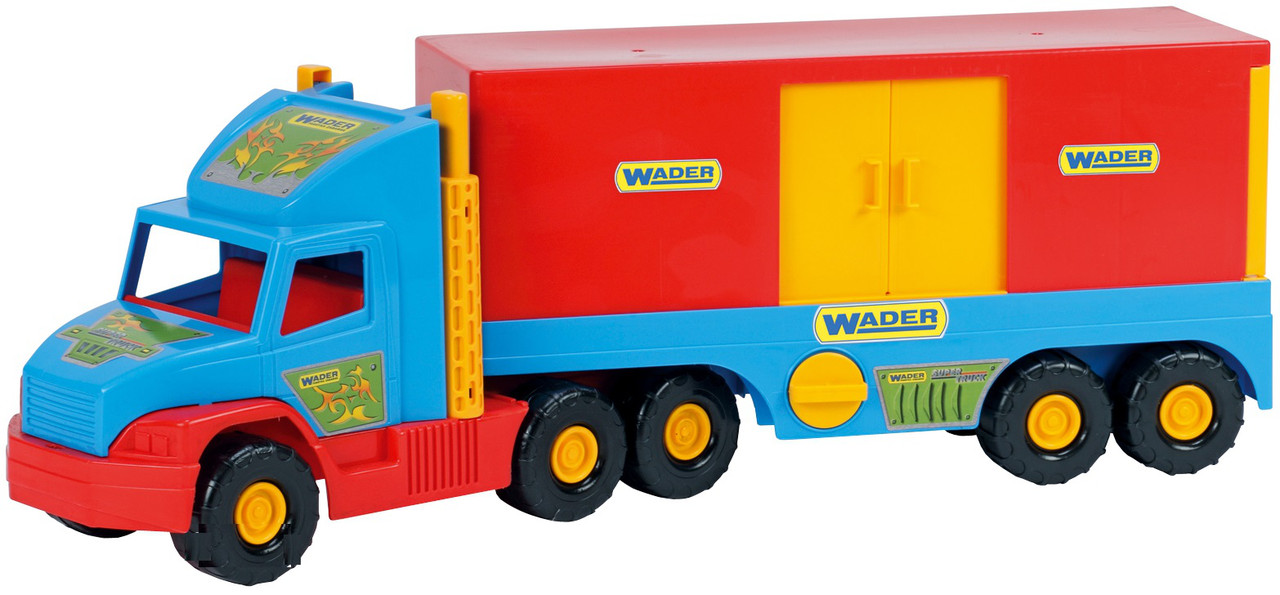 Wader Super Truck Фургон 36510