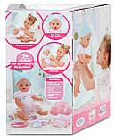 Baby Born Interactive Baby Doll Інтерактивна Лялька Пупс Блакитні Очі, фото 4