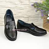 """Кожаные женские туфли на низком ходу. ТМ """"Maestro"""", фото 2"""