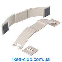 Стопор для двери IKEA ПАТРУЛЬ 100.989.49 белый