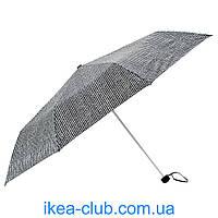 Зонт от солнца IKEA КНЭЛЛА 303.304.95 черный/белый
