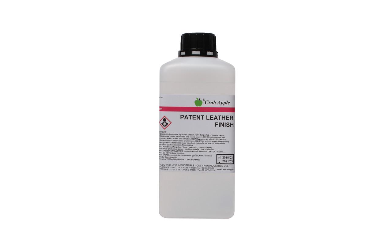 Patent leather finish очиститель для лаковой кожи