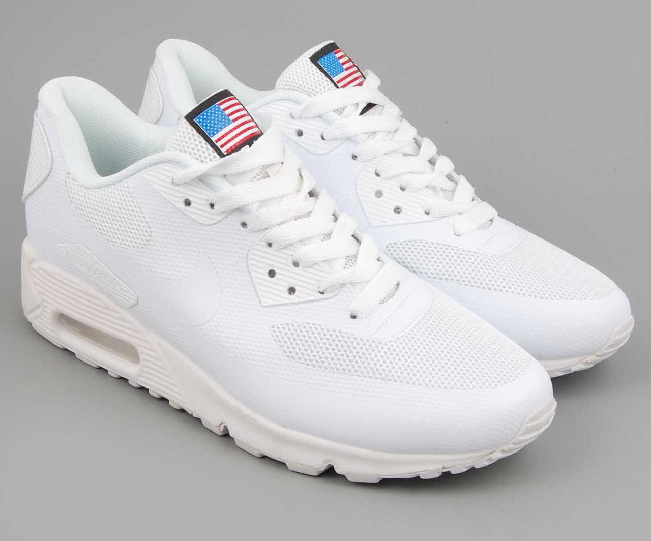 Женские кроссовки Nike Air Max 90 Hyperfuse Independence Day