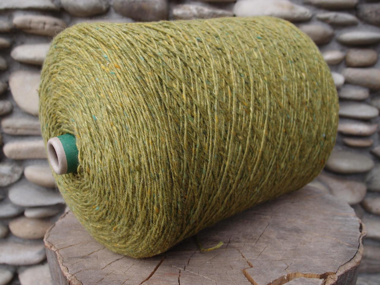 Ирландский твид мохер ,220м в 100г.