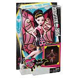 Кукла Монстер Хай Дракулаура с Крыльями Летучая Мышь Transformation Ghoul to Bat, фото 2
