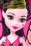 Кукла Монстер Хай Дракулаура с Крыльями Летучая Мышь Transformation Ghoul to Bat, фото 4