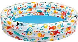 Детский надувной бассейн.Бассейн детский.Бассейн надувной.