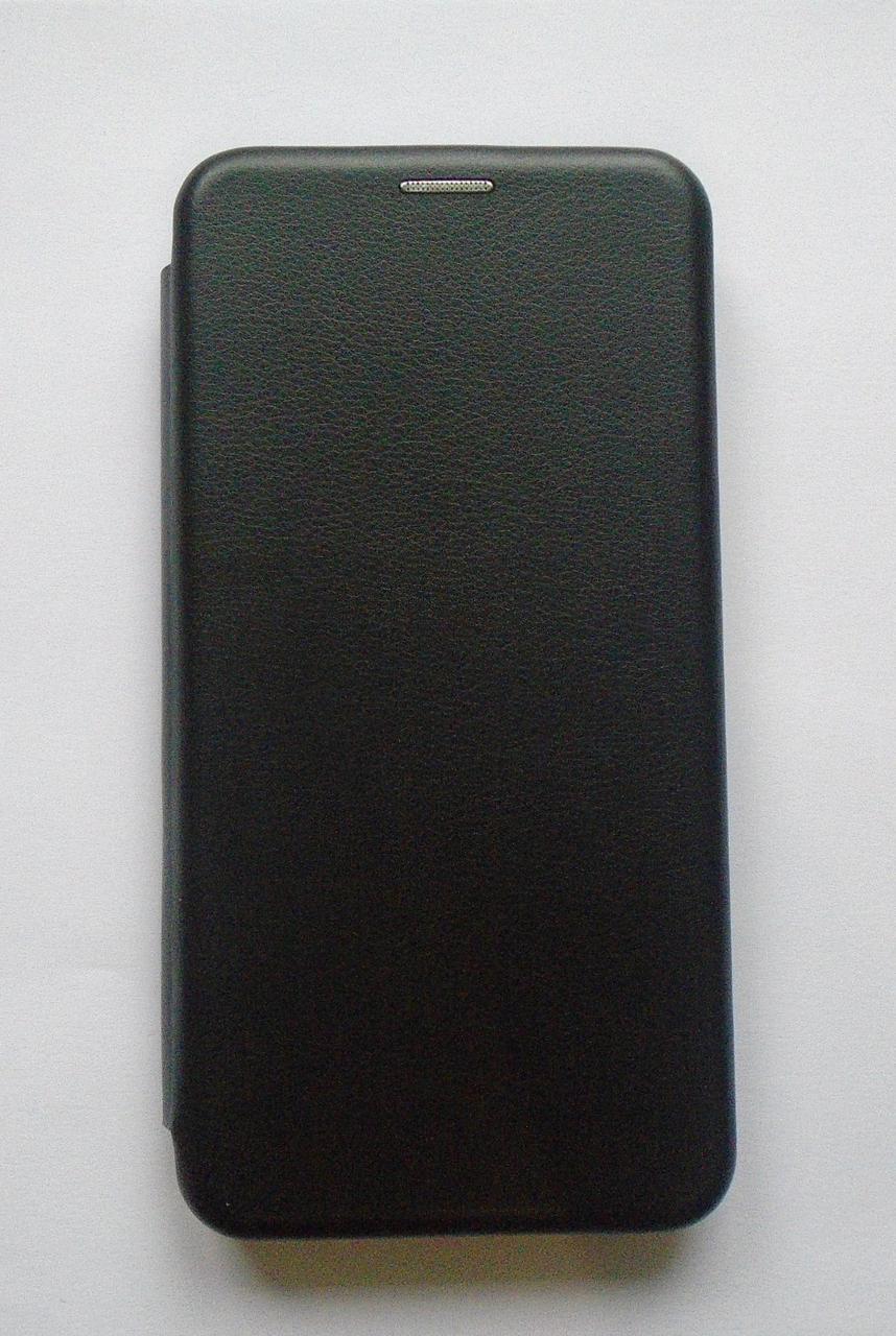 Кожаный оригинальный Чехол Чехол-книжка Xiaomi Redmi 5X A1 black