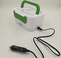 Электрический Ланч-Бокс с подогревом (Зарядка: от прикуривателя автомобиля), фото 1
