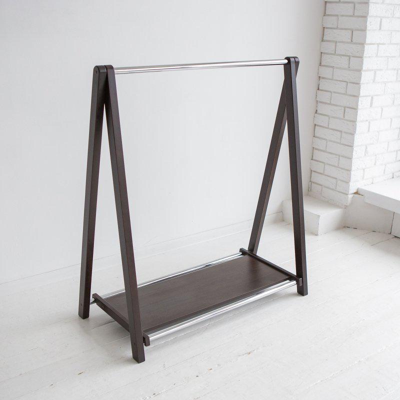Стойка для одежды Модус 1П (дерево/металл)