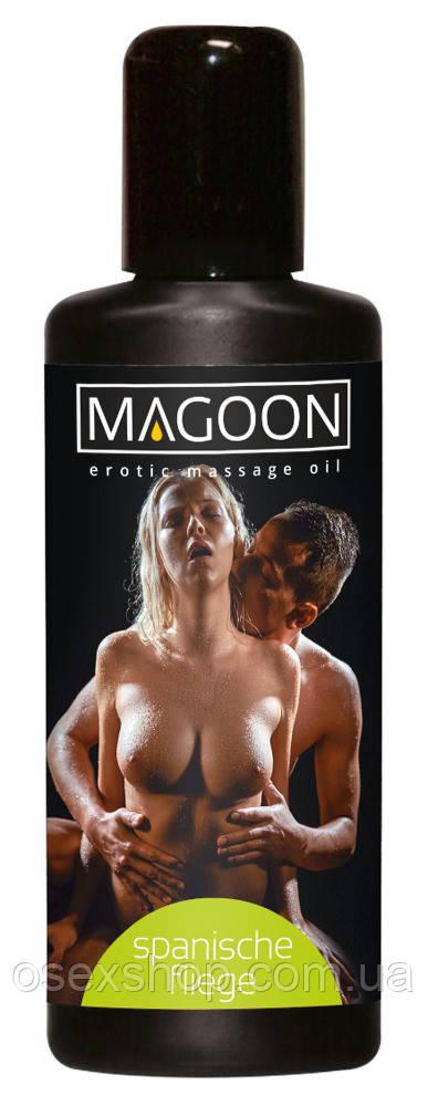 Масажне масло Magoon Spanische Fiege Massage-Öl, 100 мл