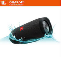 Портативная колонка JBL Charge 3 Black