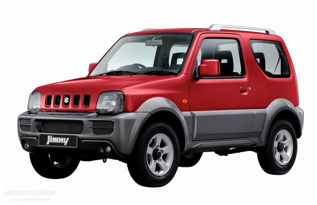 Suzuki Jimny (02.2004-)