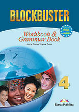 Blockbuster 4 Workbook & Grammar