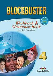 Blockbuster 4 Workbook & Grammar