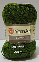 Etamine от YarnArt № 444 - хвоя