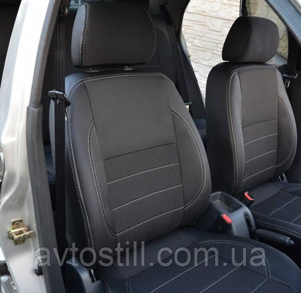Чохли на автомобільні сидіння Daewoo Lanos